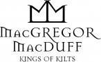 MacGregor and MacDuff Kiltmakers logo