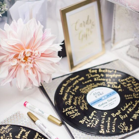 5 ways to add a rock'n'roll touch to your big day image