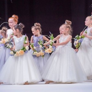 Dancing children - homepage gallery