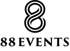 88 Events logo