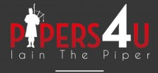 Iain the Piper logo